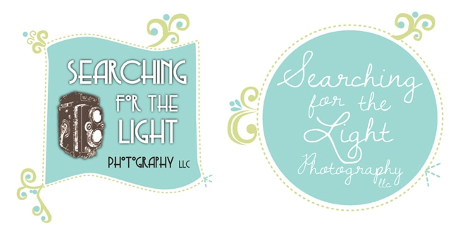 Denver Wedding Photographer | Searching for the Light Photography New Logo 2013