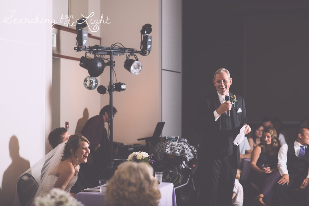 Getting caught up in the moments as a wedding photographer, colorado wedding photographer