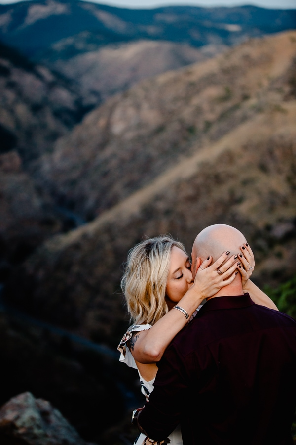 Colorado Engagement Photographers { Tarrah & Chris By Brittany } Golden, Colorado Photographers