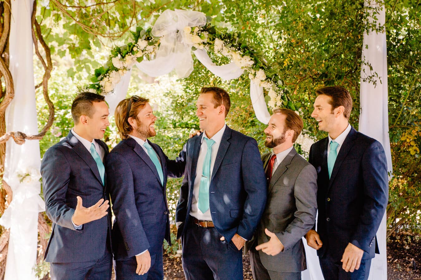 Dushanbe Tea House Wedding { Stephen & Erika | Real Wedding By Brittany}