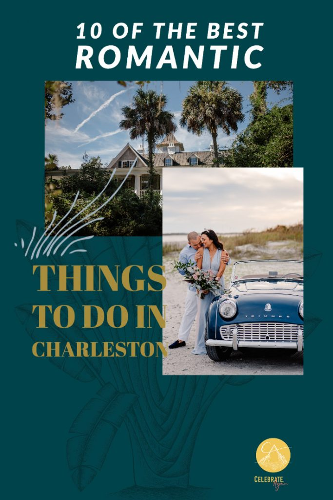 10 of the best romantic things to do in charleston sc, couple on beach near a vintage car