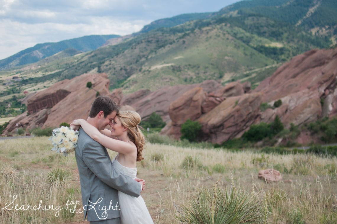 Kelly & Kevin {The Details | Red Rocks Wedding}