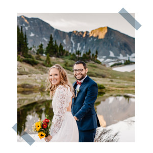 couple smiling at anniversary photographer